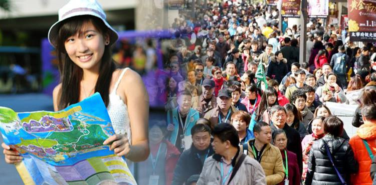 นักท่องเที่ยวจีนลดลงแค่ไหน