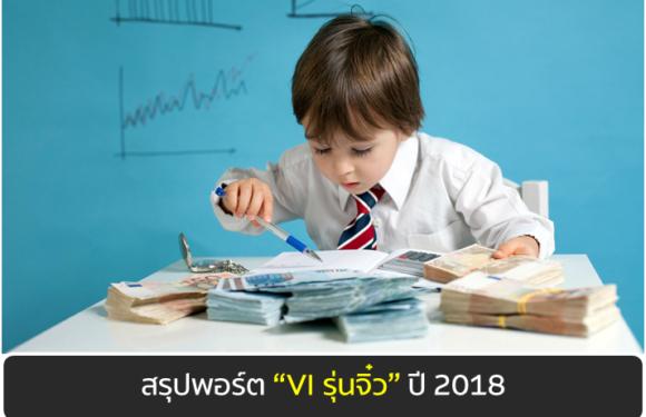 สรุปพอร์ต VI รุ่นจิ๋ว ปี 2018