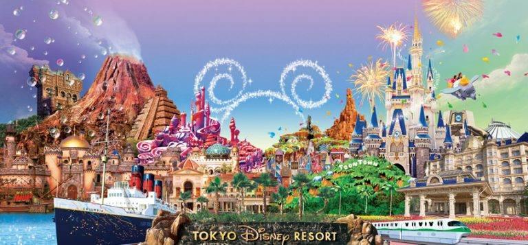 Tokyo Disneyland 36th Anniversary