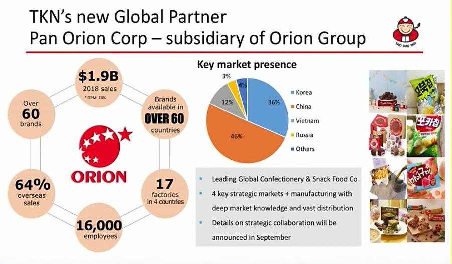 Pan Orion พาร์ตเนอร์ของ TKN เขาคือใคร