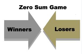 ตลาดหุ้นกับ ZERO SUM GAME