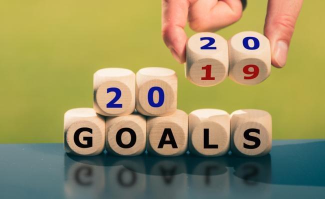 ตั้งเป้าทีละคำ ทำทุกวัน ปี 2020